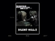 Lost Memories — Production Material Silent Hill 2 (Pic 6)
