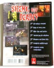 Silent Hill Prima's Official Strategy Guide Back