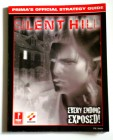 Silent Hill Prima's Official Strategy Guide Front