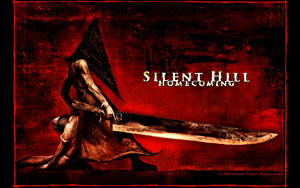 Silent Hill: Homecoming Обои 01
