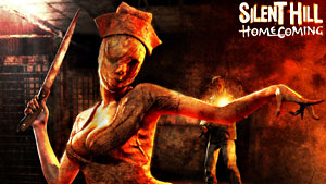 Silent Hill: Homecoming Обои 07