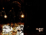 Silent Hill: The Movie Обои 12
