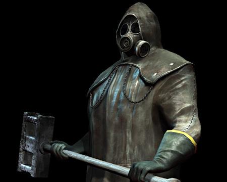Монстры Silent Hill: Downpour - Nightmarish Dream