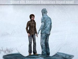 Silent Hill: Shattered Memories [Visual Novel]
