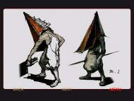 Art of Silent Hill — Pictures Creature (Pic 31)