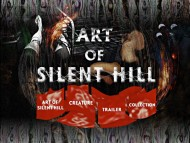 Art of Silent — Hill Main Menu
