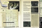 Silent Hill 4: The Room The Official Guide, Страницы 16-17