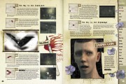 Silent Hill 4: The Room The Official Guide, Страницы 44-45