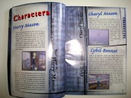 Silent Hill Totally Unauthorized Strategy Guide Pages 6-7