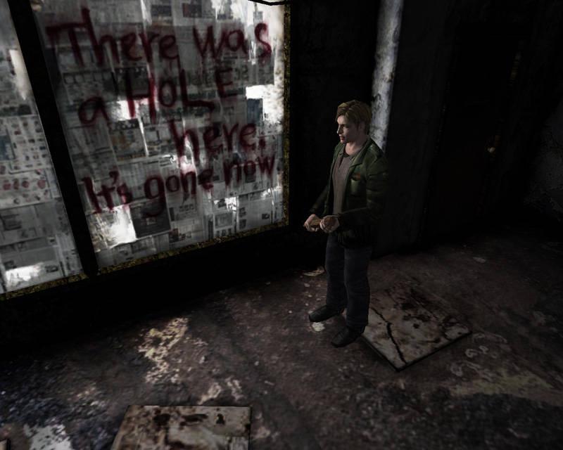 Скриншоты Silent Hill 2 Nightmarish Dream