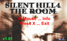 Трейнер #1 для Silent Hill 4: The Room