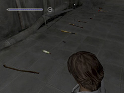 Режим One Weapon Mode в Silent Hill 4: The Room