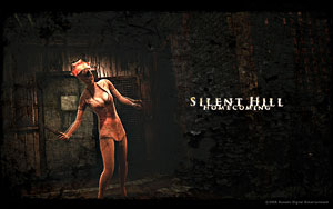 Silent Hill: Homecoming Обои 02