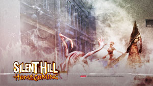 Silent Hill: Homecoming Обои 04