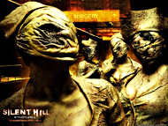 Silent Hill: The Movie Обои 06