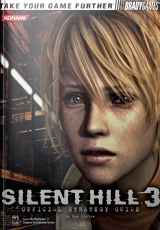 Silent Hill 3 Official Strategy Guidee